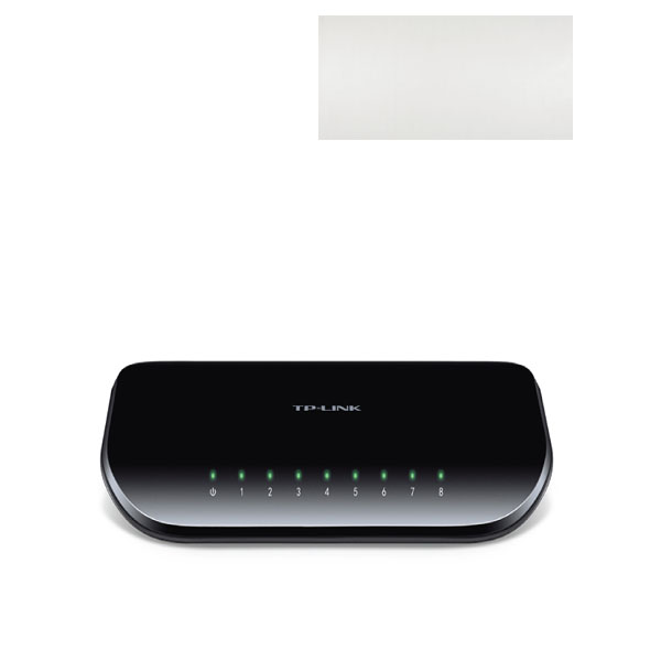 SWITCH TP-LINK TL-SG 1008D