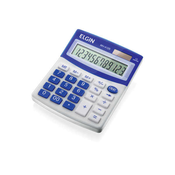 CALCULADORA ELGIN MV4125