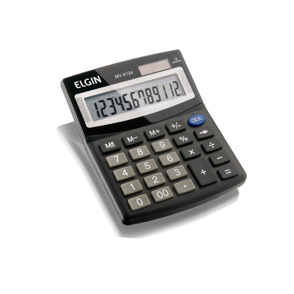 CALCULADORA ELGIN MV4124