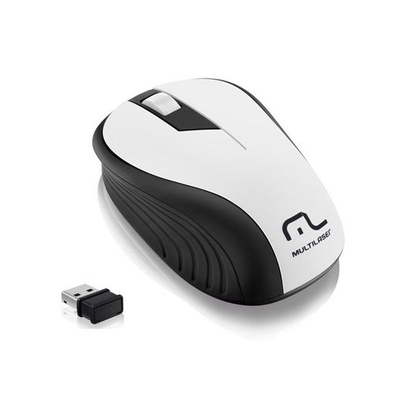 Mouse USB SEM FIO Wave Multilaser MO216
