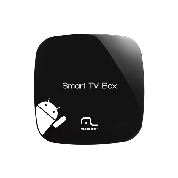Smart TV Box Multilaser NB103